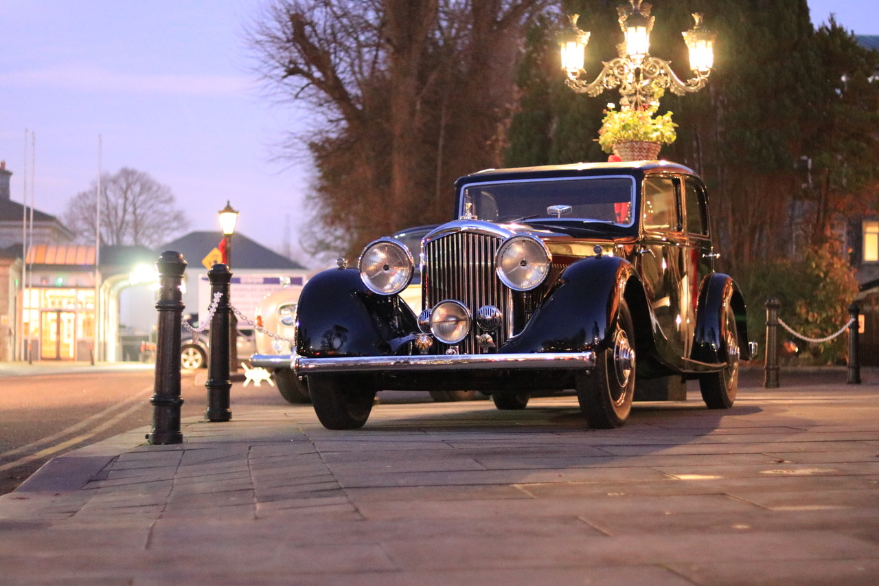 1936 Bentley Derby Pristine Classics
