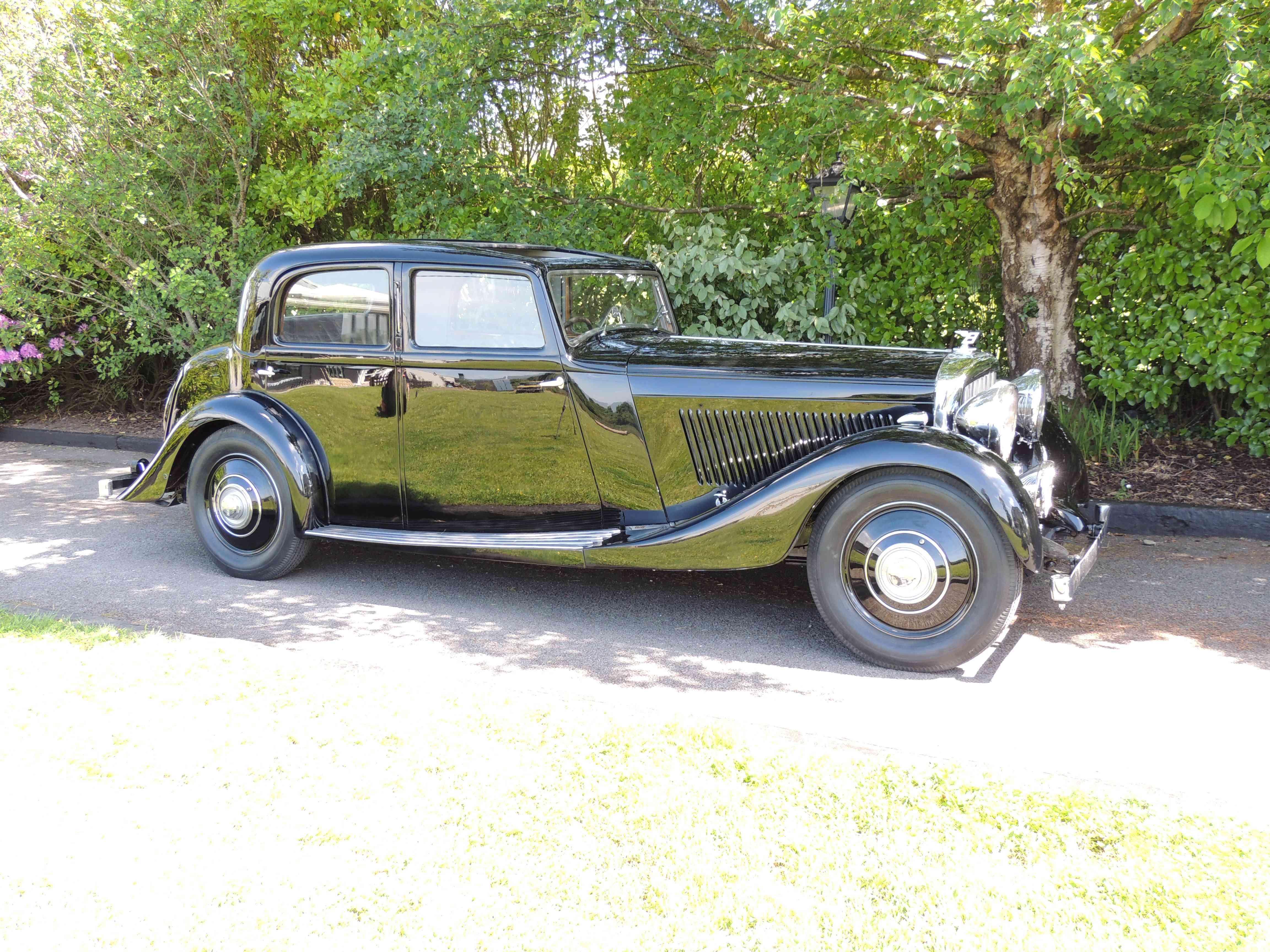 1936 Bentley Pristine Classics