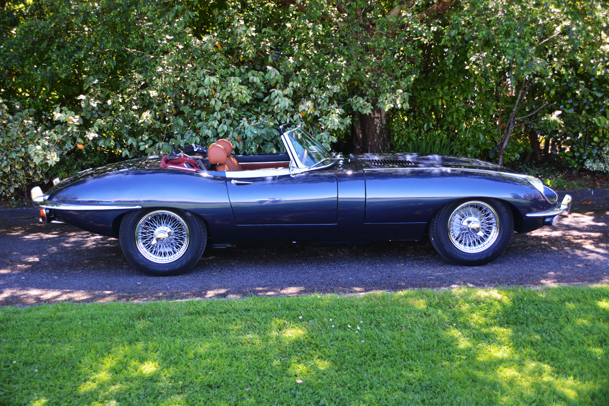 1969 Jaguar E Type for sale pristine classics