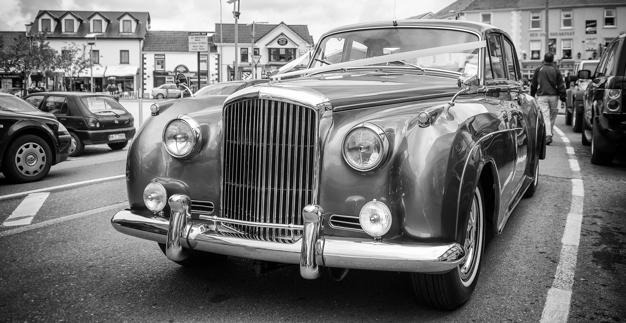car sales pristine classics Bentley