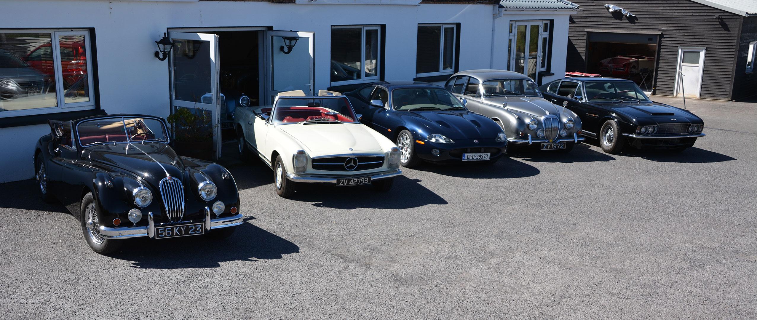pristine classics car sales