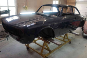 Restoration of the 1971 ALFA ROMEO 1750 GTV RHD Pristine Classics