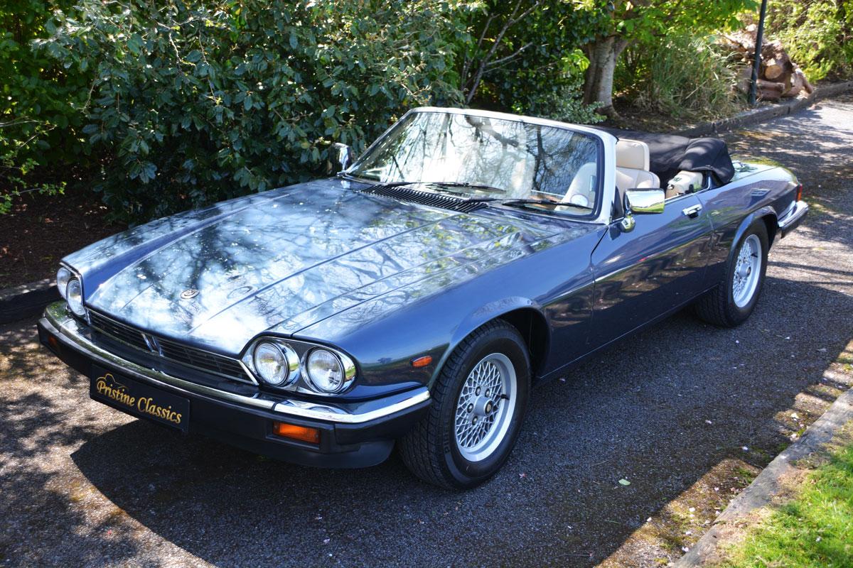 Jaguar XJS V12 Pristine classics