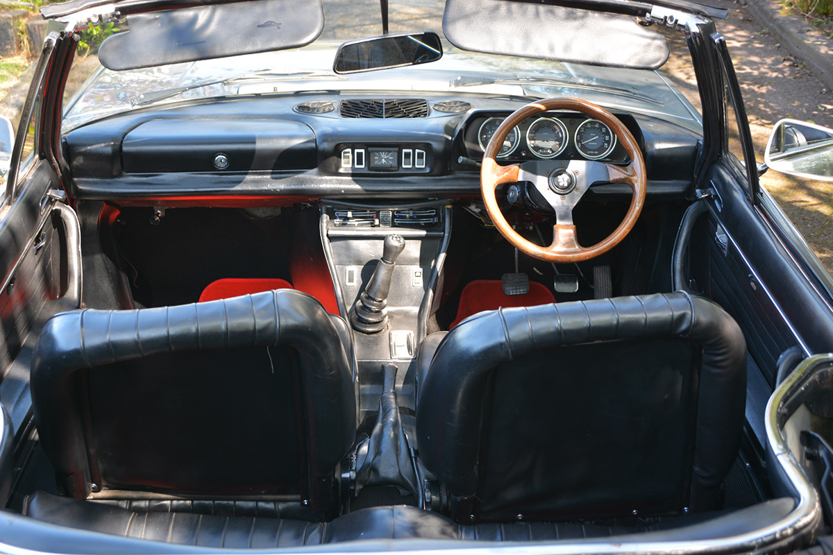 1971 Peugeot 504 Cabriolet Pristine Classics