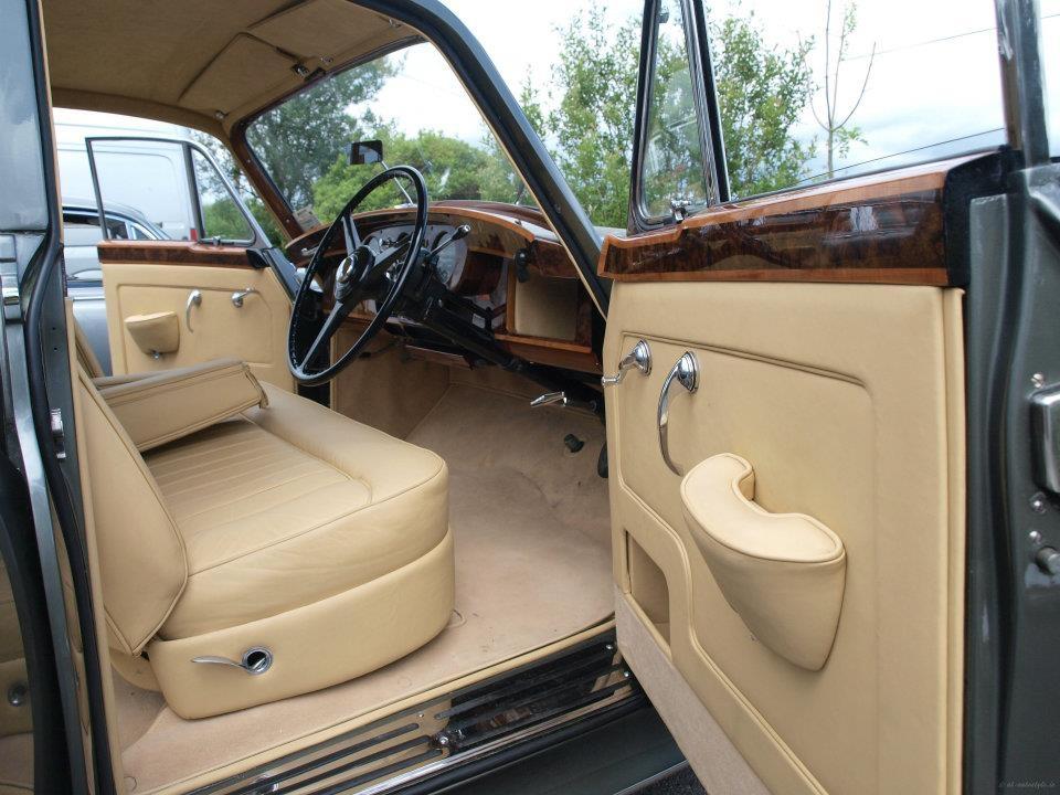 Bentley S1 1958 pristine classics ireland