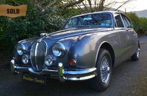Jaguar MKII pristine classics