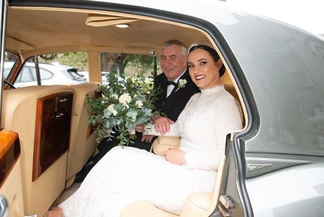 Catriona and Killian Wedding