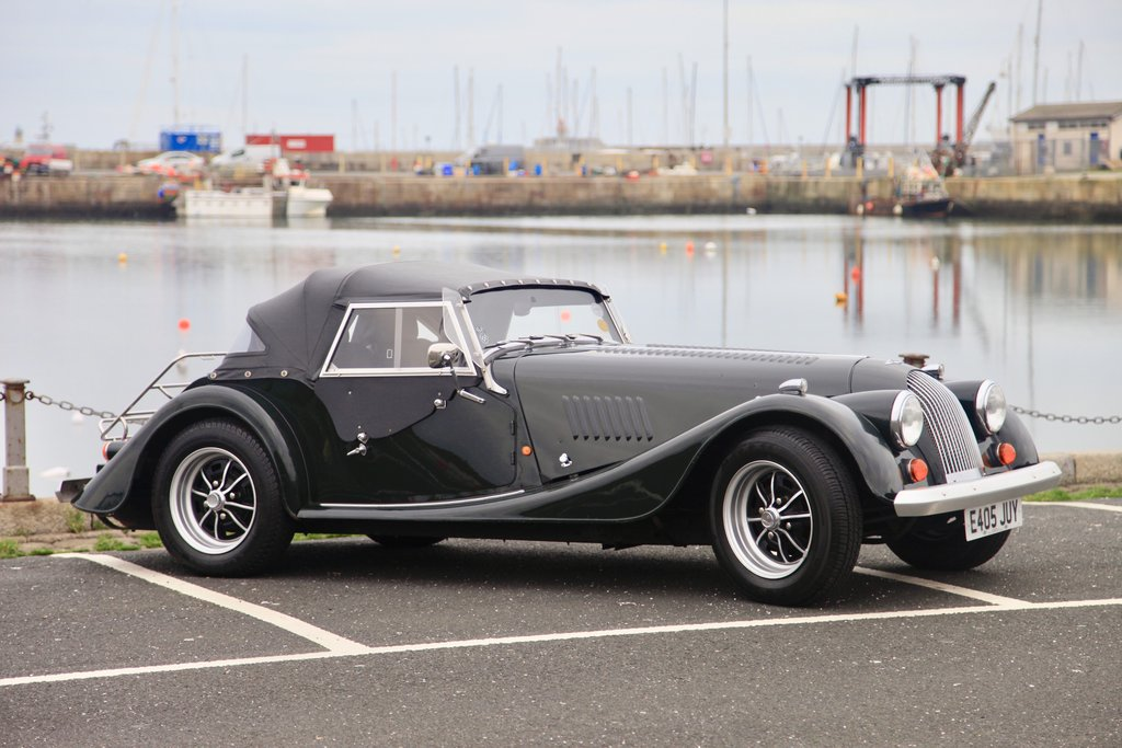 Morgan 4 by 4 Connaught Green 2 Seater