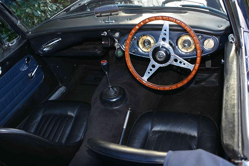 Austin Healey 3000 (1963)