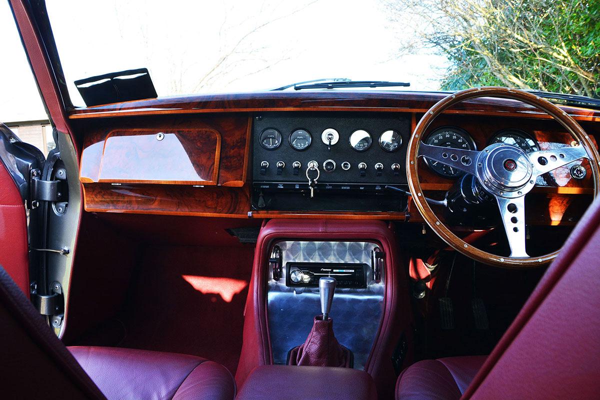 JAGUAR MK II 3.8, 1961
