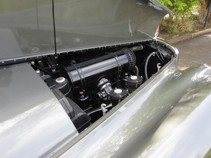 1958 bentley S1 engine