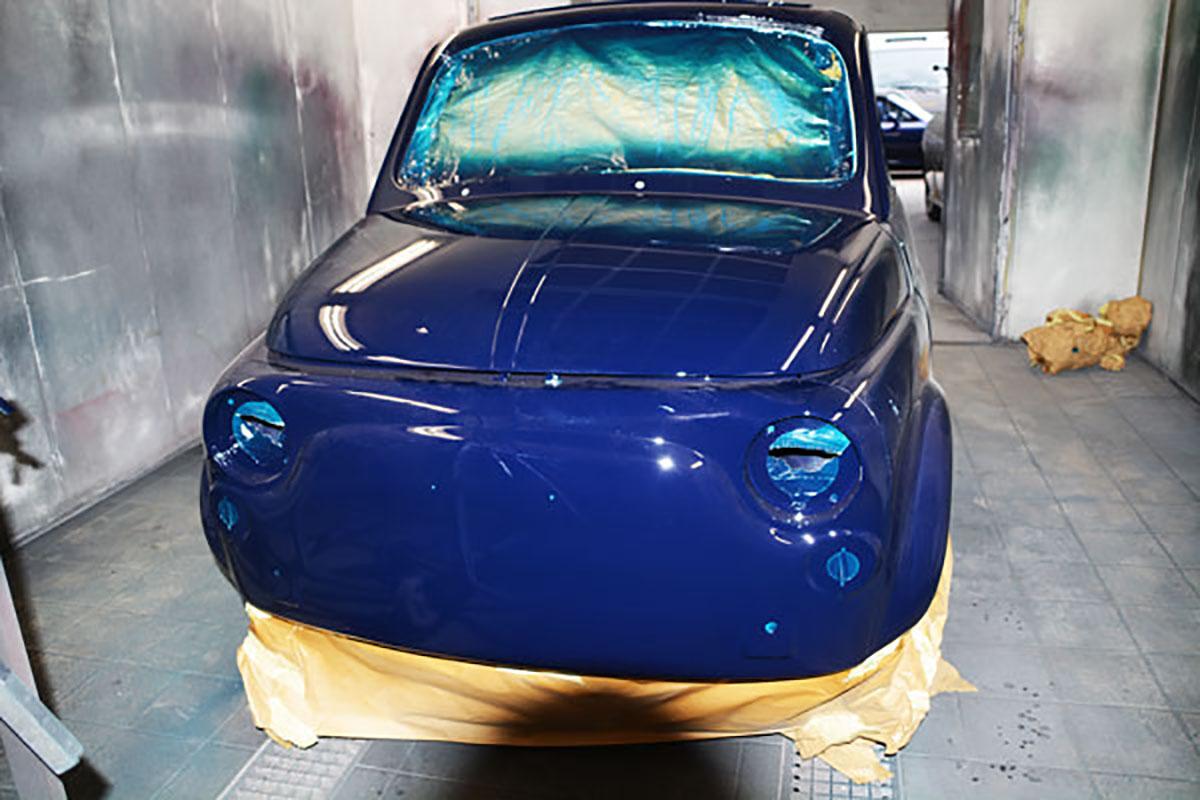 Fiat 500 Restoration